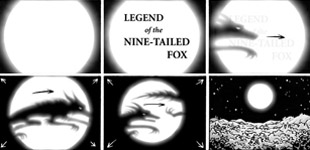 Legend of the Nine-Tailed Fox Storyboard