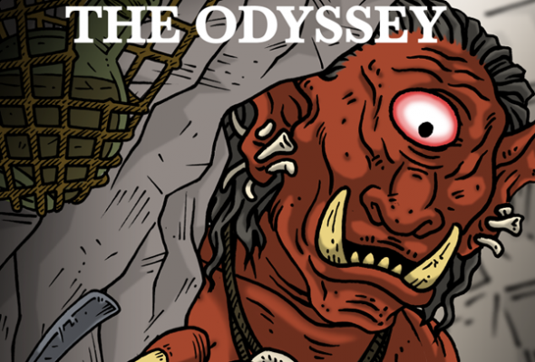 The Odyssey book app